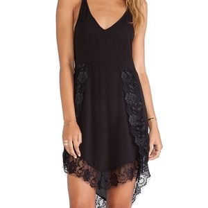 Free people Eyelash slip black medium